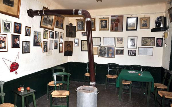 TravelPass.gr - 12 πανέμορφα παραδοσιακά καφενεία στην Ελλάδα!